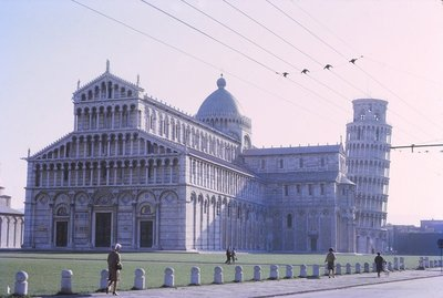Cathedral and Campanile, Pisa