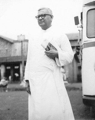 Fr. Irineu Lobo S.J.