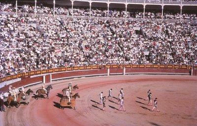 Plaza de Toros, Madrid