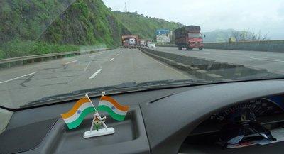 Pune - Mumbai Highway