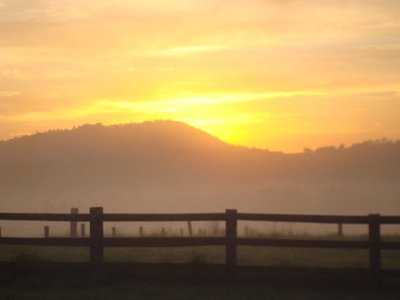 Sunrise, Hunter Valley, NSW