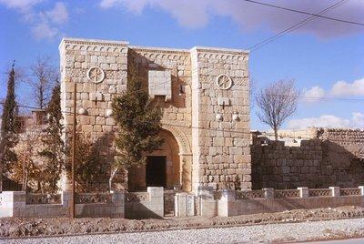 St. Paul's Window, Damascus