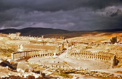 Storm Approaches, Jerash