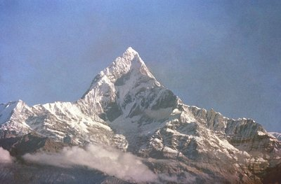 Macha Puchare - the Fishtail Peak