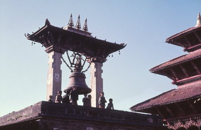 The Big Bell, Durbar Square, Patan