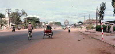 Main Boulevard,  Vientiane