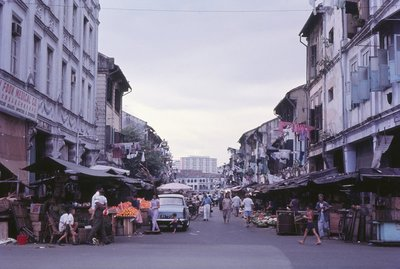 Street scene, Singapore