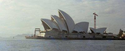Sydney Opera House 1967
