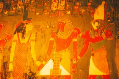 Wall Painting, Valley of the Kings