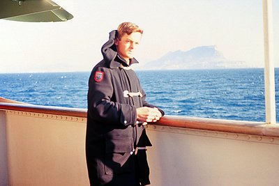 In the Straits of Gibraltar