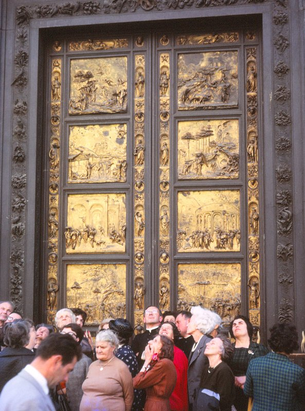 Baptistry Doors, Florence