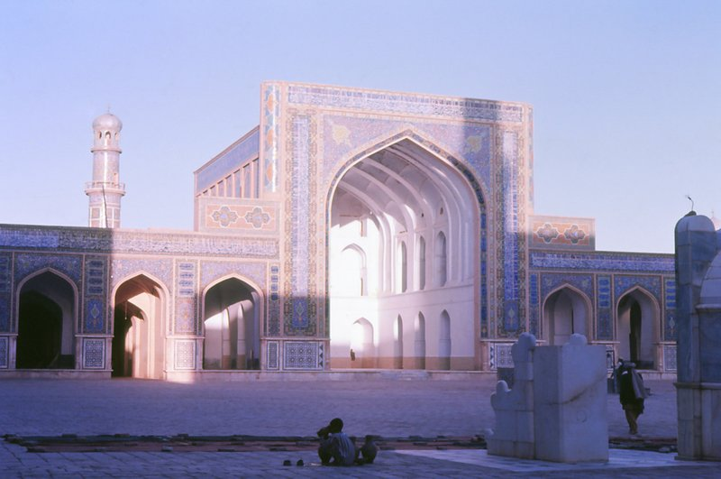 Friday mosque, Herat