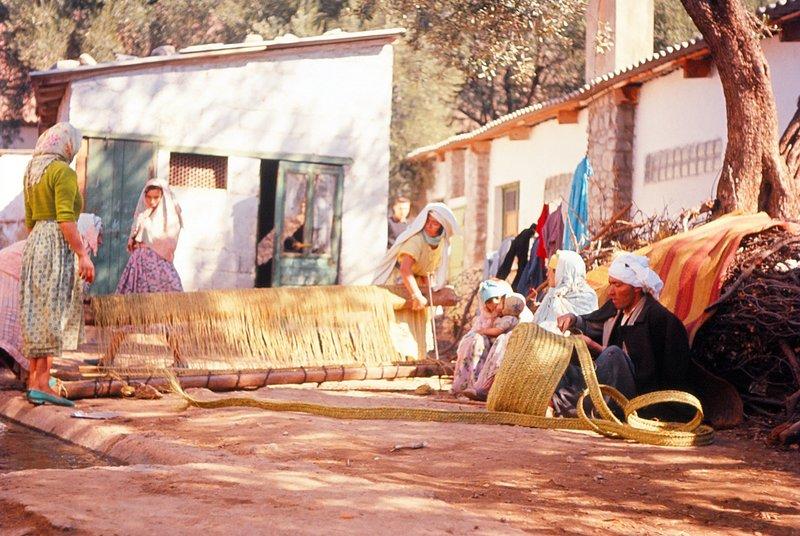 Village Weaving