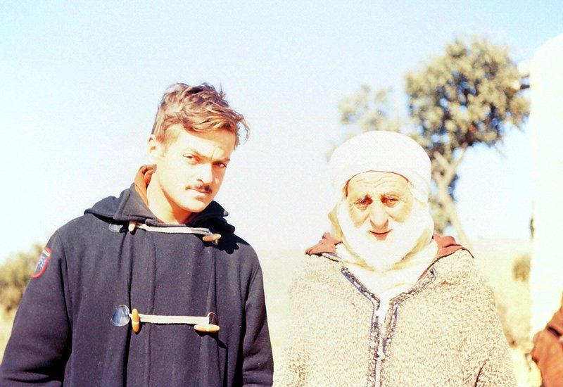 Me With Village Elder