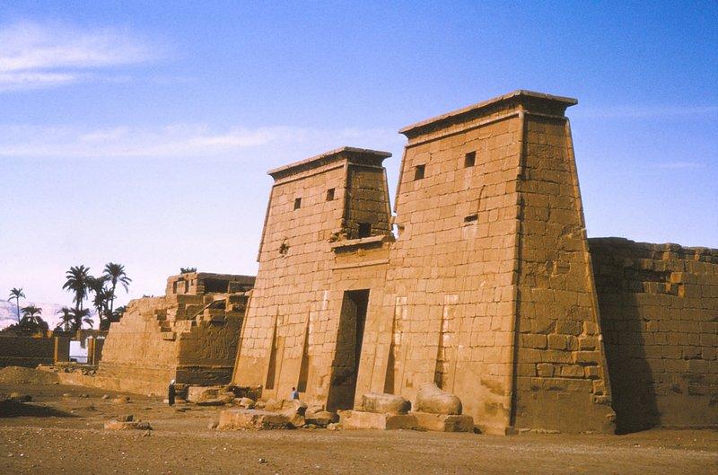 The Temple of Khons, Karnak