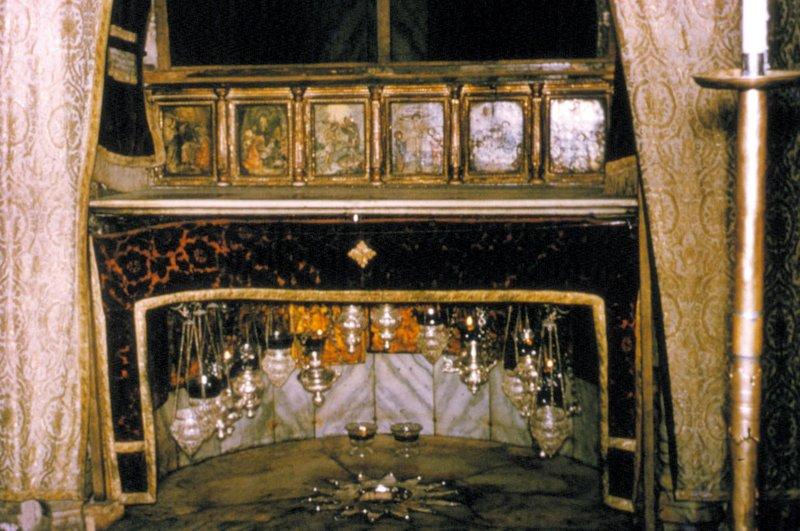 Grotto of the Nativity, Bethlehem