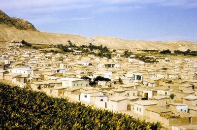 Refugee Camp Jericho