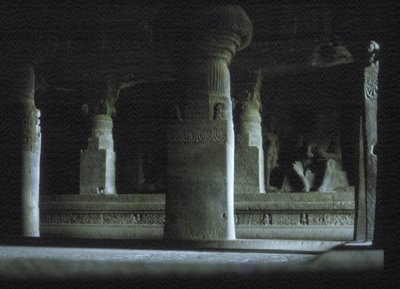 Cave at Ellora
