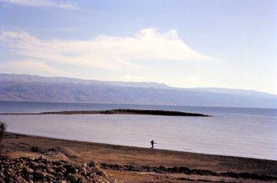 Casting Pebbles in the Dead Sea