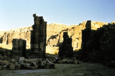 Ruins of the Roman Arch