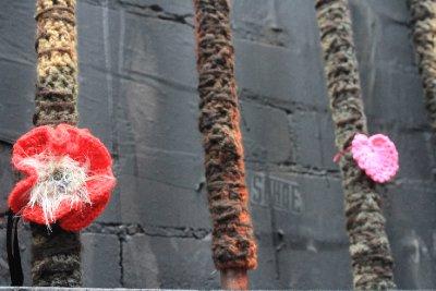 Crochet Street Art