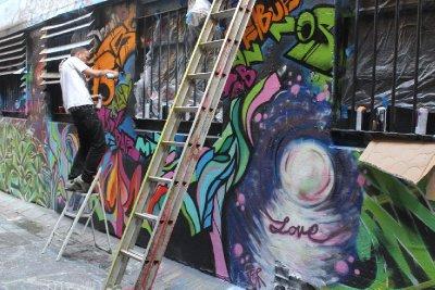 Rutledge Lane Street Artists