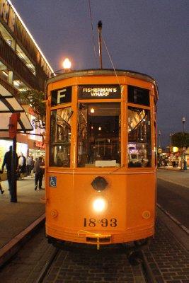 Italian tram