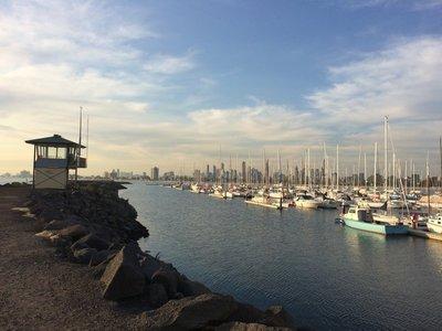 St Kilda Yacht Club