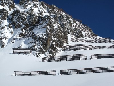 Avalanche barriers