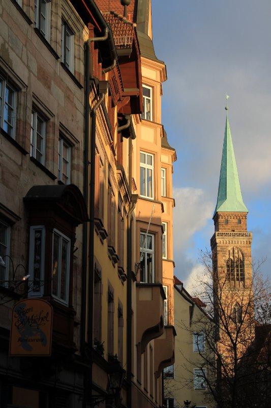 Streets of Nuremberg