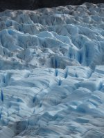 Glacier Grey - up close - en route to Campamento Los Guardas