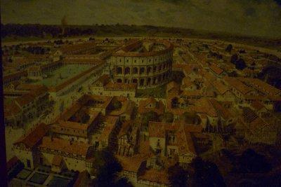 Canterbury in Roman times