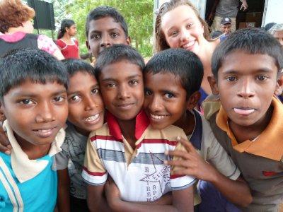 Anuradhapura clinic kids