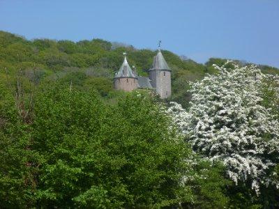 Замок Coch castle - Страница 4 Castell_Coch