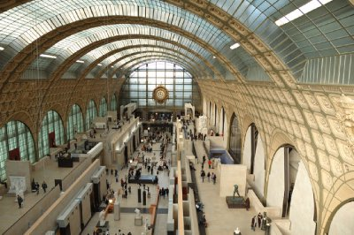 Musée_d'Orsay thanks to vangogho (wikipedia user)