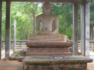 Magnificent Buddha statue