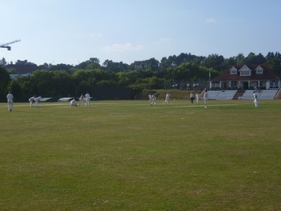 Devon Dumplings vs. Glamorgan Nomads