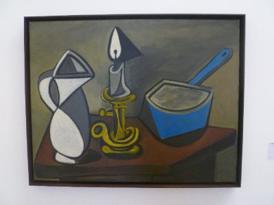 Picasso in the Pompidou