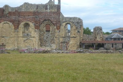 St Augustine&#39;s Abbey