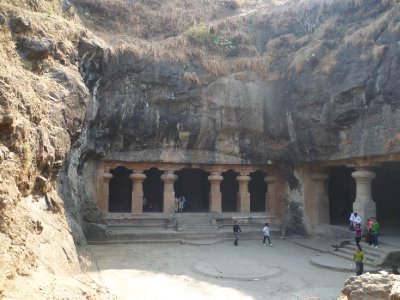The Elephanta Caves