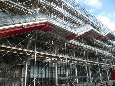 The Pompidou Centre