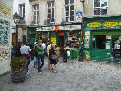 The best falafels in Paris