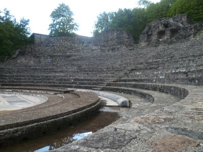 The second amphitheatre