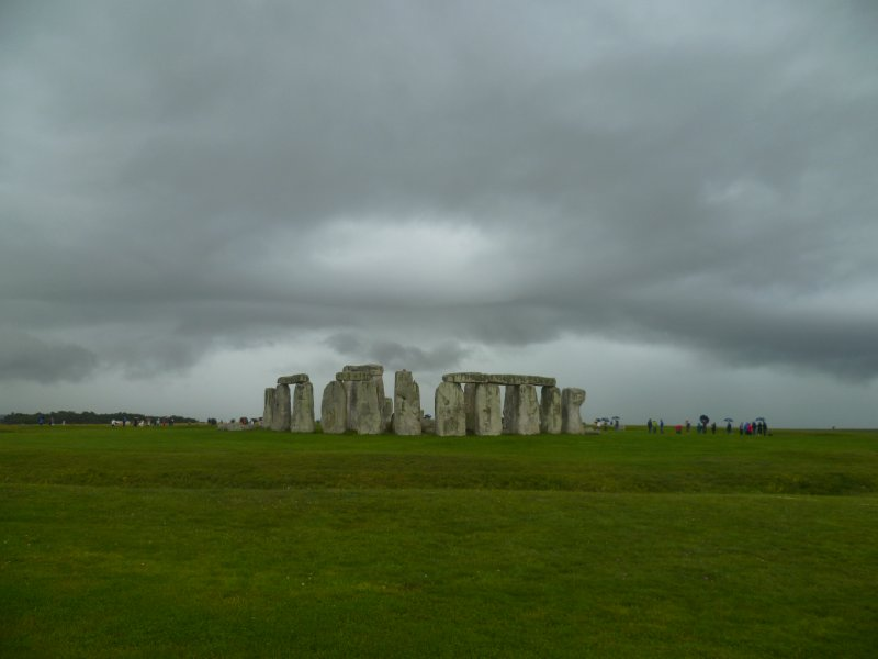 Even more menacing Stonehenge