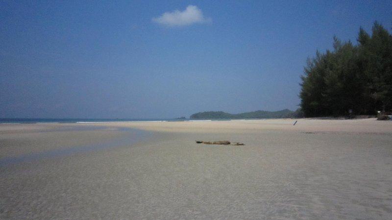 Koh Payam: Ao Yai Strand / Ao Yai Beach