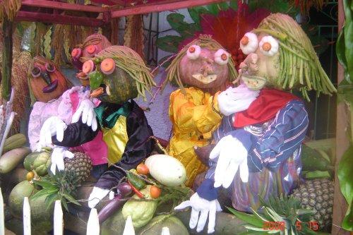 Veggie Clowns