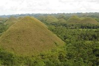 Chocolate Hills