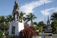 Lapu Lapu Shrine and Magellan's Marker