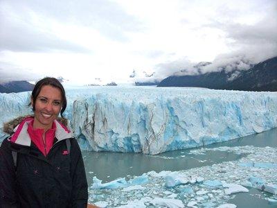 Perito Morena Glacier, El Calafate Argentina