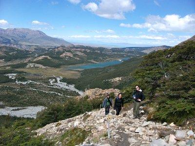 Trekking in El Chalten